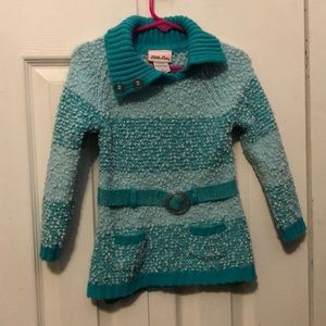 Girls 3T pullover knitted sweater